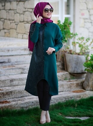 Elite Tunic - Emerald - Minel Ask 166072