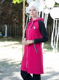 Black - Pink - Tracksuit Set