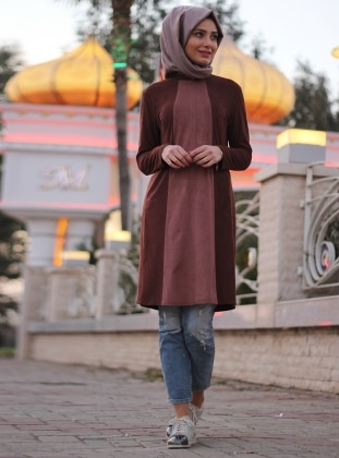 Hazan Tunik - Kahverengi