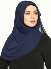 ready turban - Navy Blue