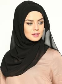 Instant Scarf - Black