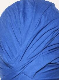 Saxe - Cotton - Plain - Pinless - Instant Scarf