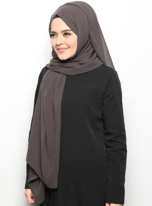 Alya Shawl - Bitter - Argite Esarp