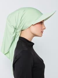 Su Yeşili Terekli Deniz Başörtüsü - Mayovera