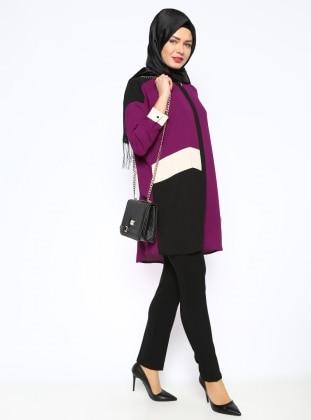 Klasik Pantolon - Siyah Missmira