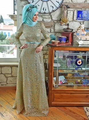 Rana Abiye - Mint