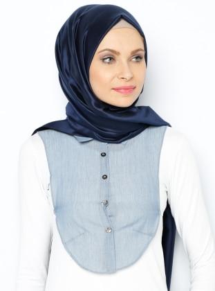 Gömlek Yaka Boyunluk - İndigo Mirach