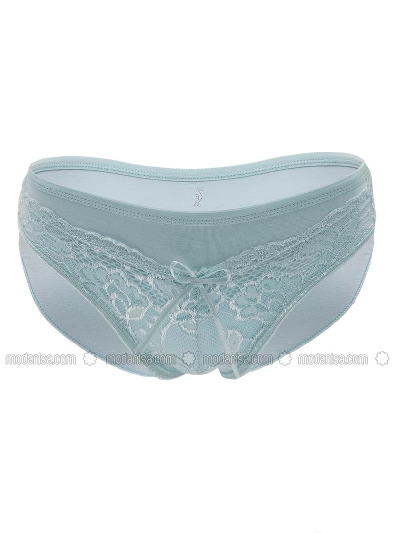 Panties - Turquoise