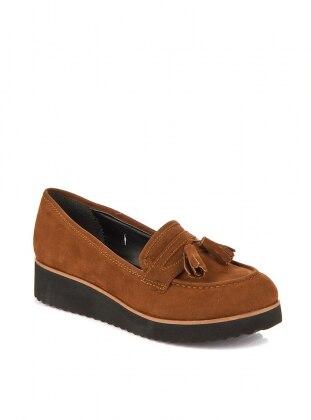 Ayakkabı - Taba