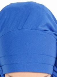 Saxe - Cotton - Plain - Instant Scarf