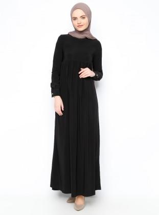 Robadan Elbise - Siyah