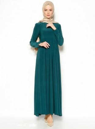 Robadan Elbise - Zümrüt