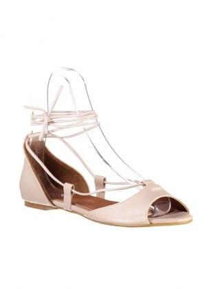 Ayakkabı - Bej
