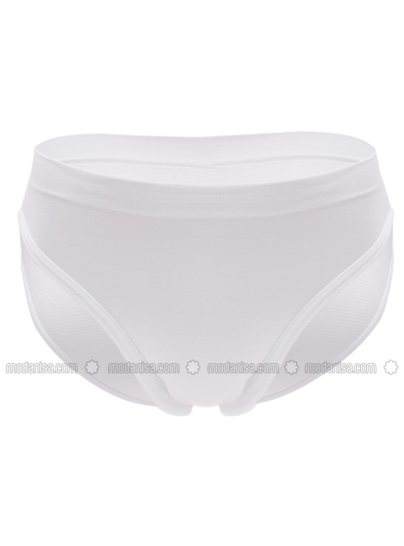 Panties - White