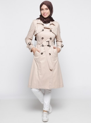 Minc - Point Collar - Trench Coat