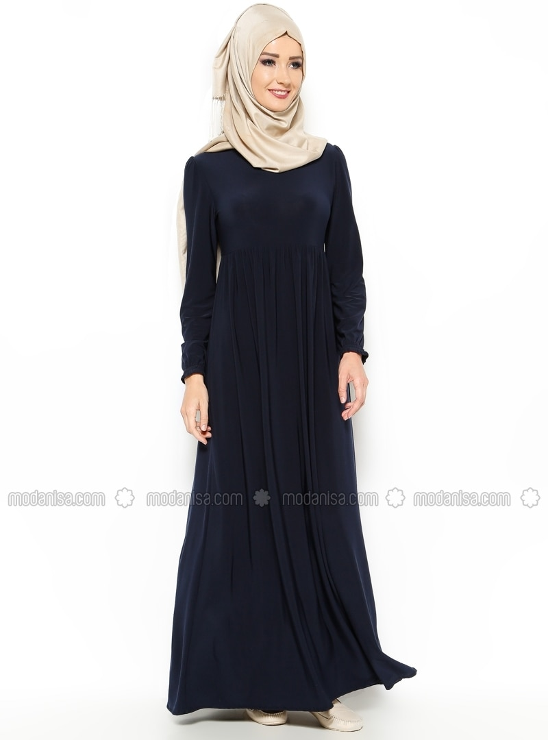 Muslim Plus Size Dresses - Islamic Clothing - Modanisa.com 74f098f1a