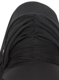 Semi Instant Shawl - Black