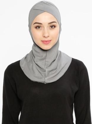 Simple - Gray - Bonnet