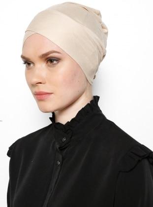 Lace up - Beige - Bonnet