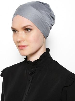Lace up - Gray - Bonnet