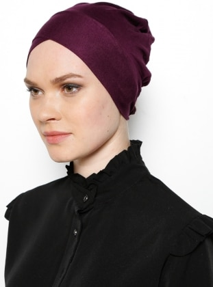 Lace up - Purple - Bonnet