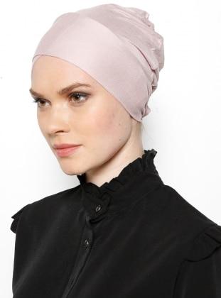 Lace up - Powder - Bonnet