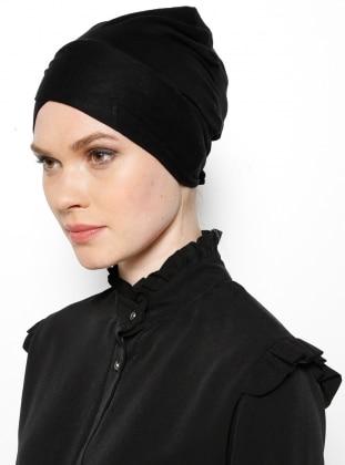 Lace up - Black - Bonnet