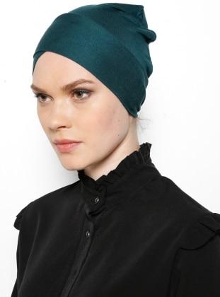 Lace up - Green - Bonnet