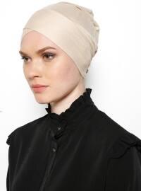 XL Bonnet - Beige