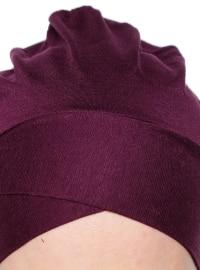 Lace up - Purple - Bonnet