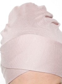 Lace up - Powder - Bonnet