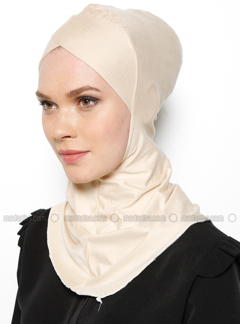 Simple - Beige - Bonnet