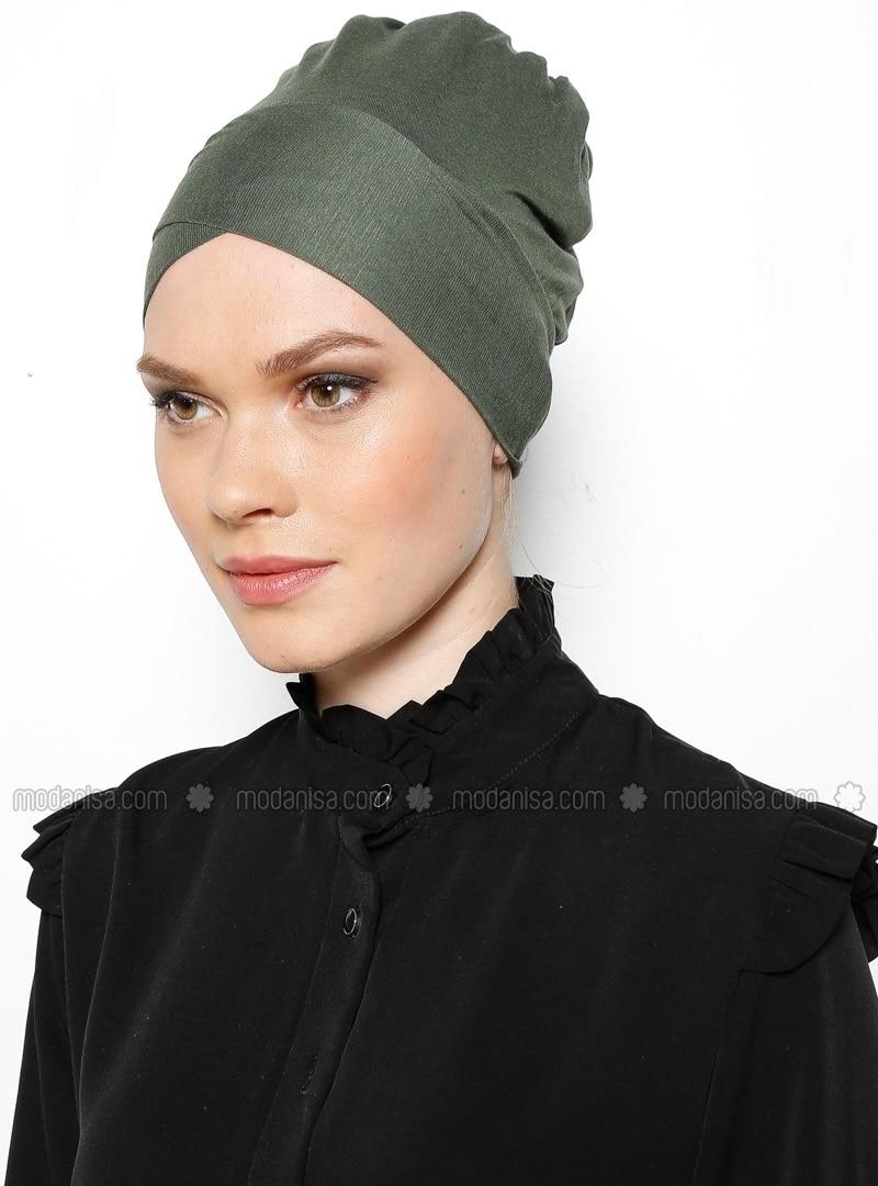 Lace up - Khaki - Bonnet