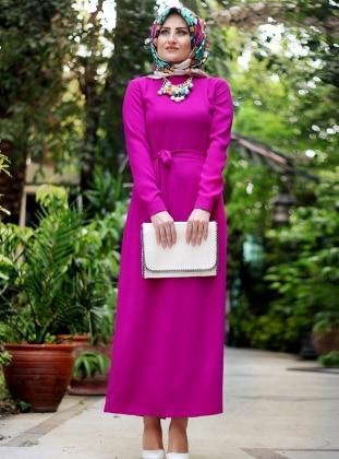 Hira Elbise - Fuşya