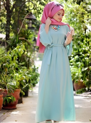 Suden Elbise - Mint Seda Tiryaki
