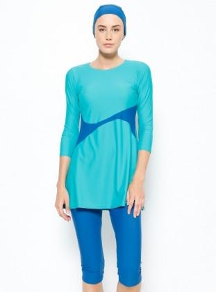 maillots pour femme musulman maillot de bain semi couvert et maillot semi couvert. Black Bedroom Furniture Sets. Home Design Ideas
