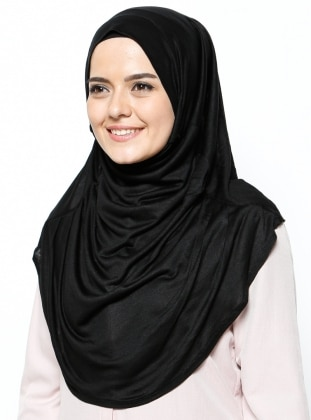 ready turban - Black