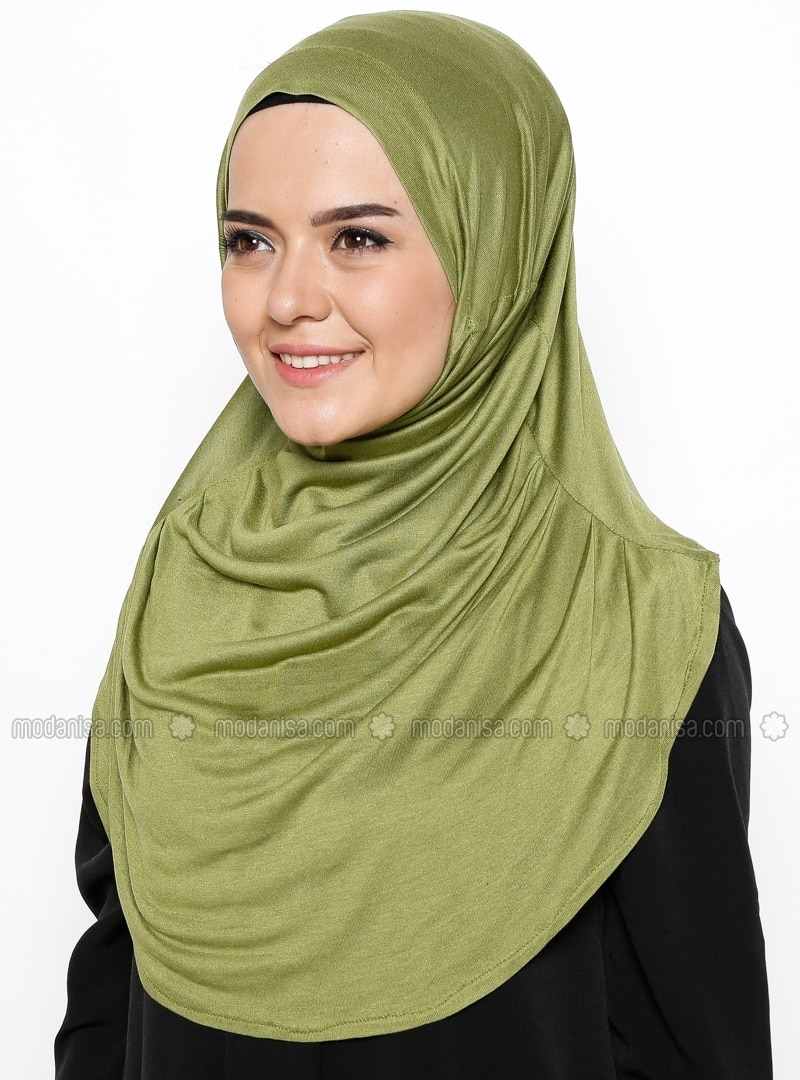 ready turban - Green