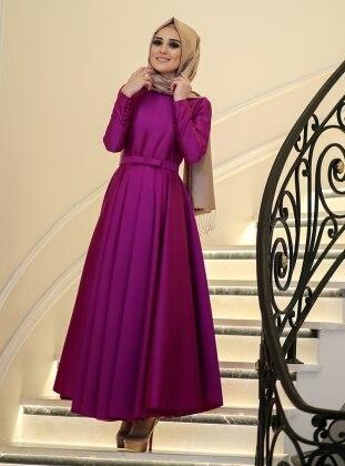 Beste Dress - Purple - Minel Ask