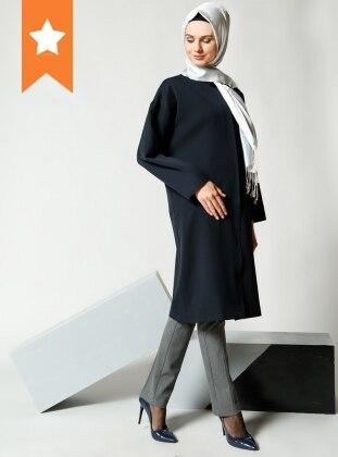 Klasik Pantolon - Gri