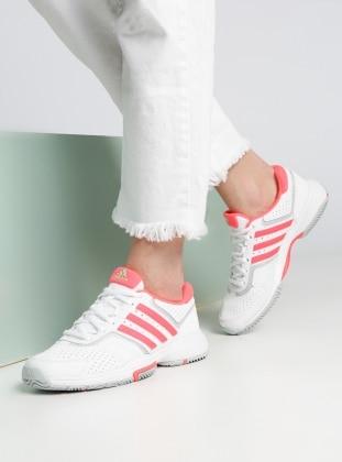 Adidas Barricade Court W Ayakkabı - Beyaz