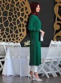 Yusra gowns - Green