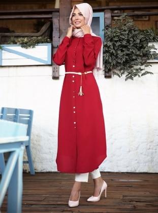 Henne Gowns – Maroon – Nurkombin