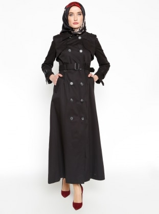 Topcoat - Black