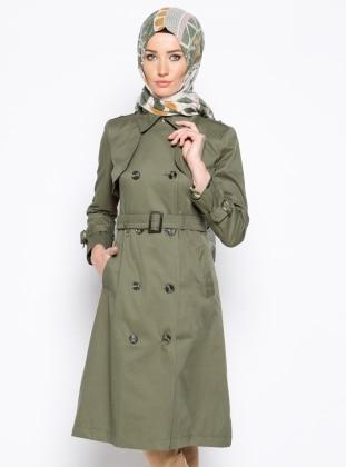 Trench Coat - Khaki