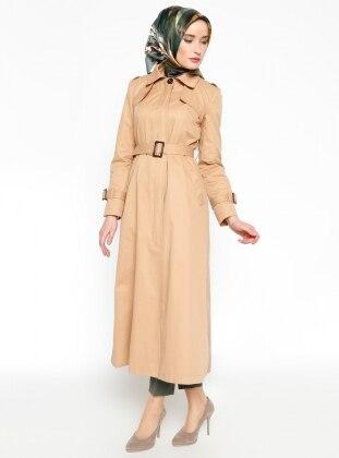 Topcoat - Camel