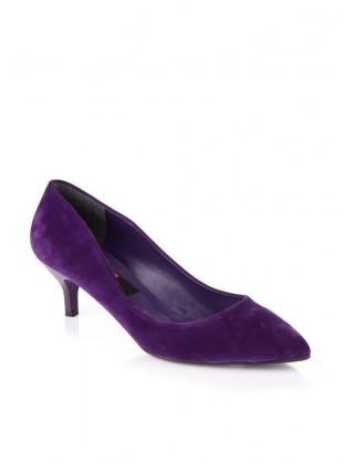 Ayakkabı - Mor