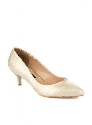 Ayakkabı - Altin