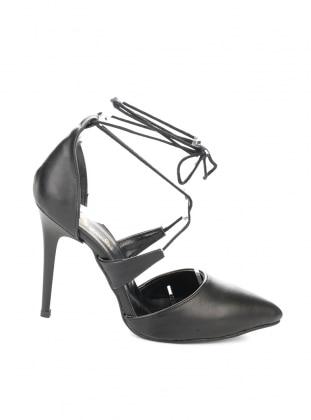 Ayakkabı - Siyah - BAMBİ AYAKKABI