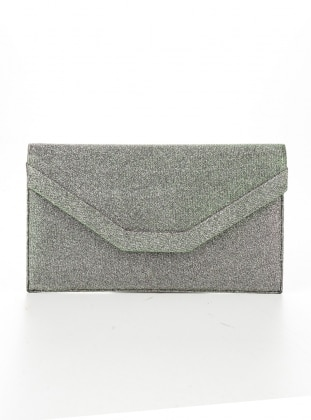 Çanta - Platin Yeşil - BAMBİ AYAKKABI